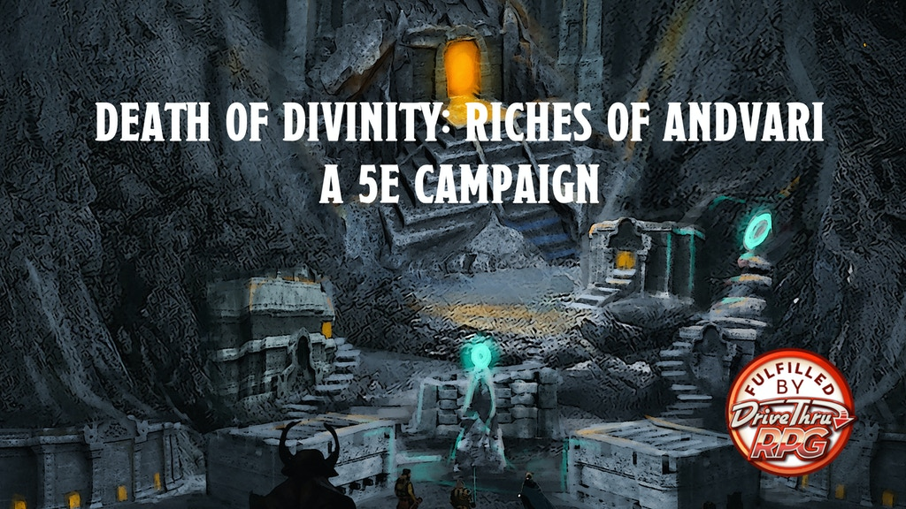 Project image for Death of Divinity: Riches of Andvari
