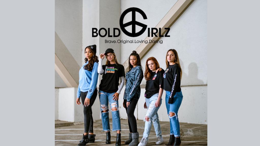 Bold Girlz project video thumbnail