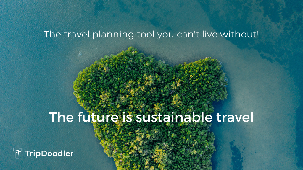 TripDoodler: Rethinking travel planning