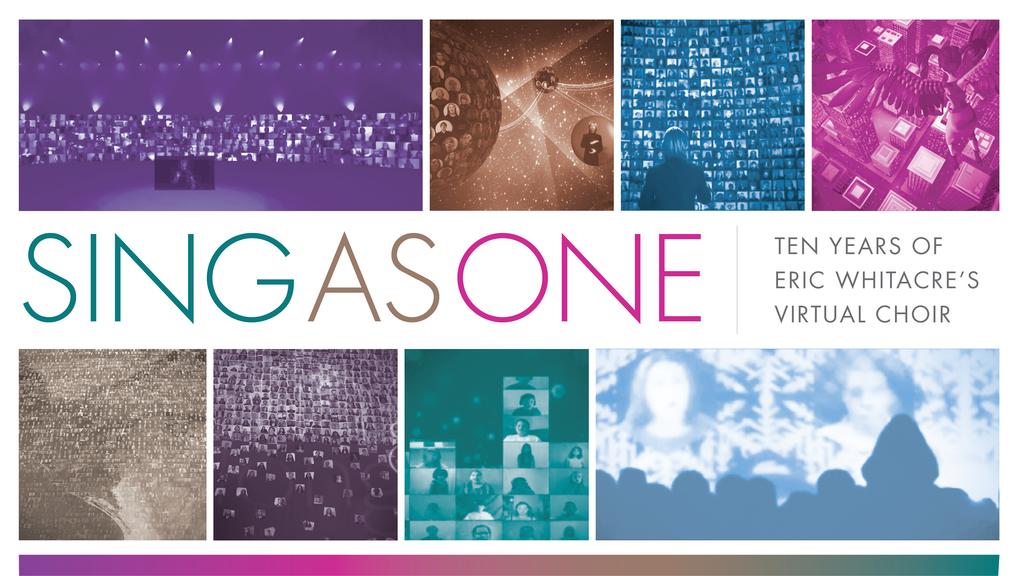Sing as One: New Album from Eric Whitacre's Virtual Choir project video thumbnail