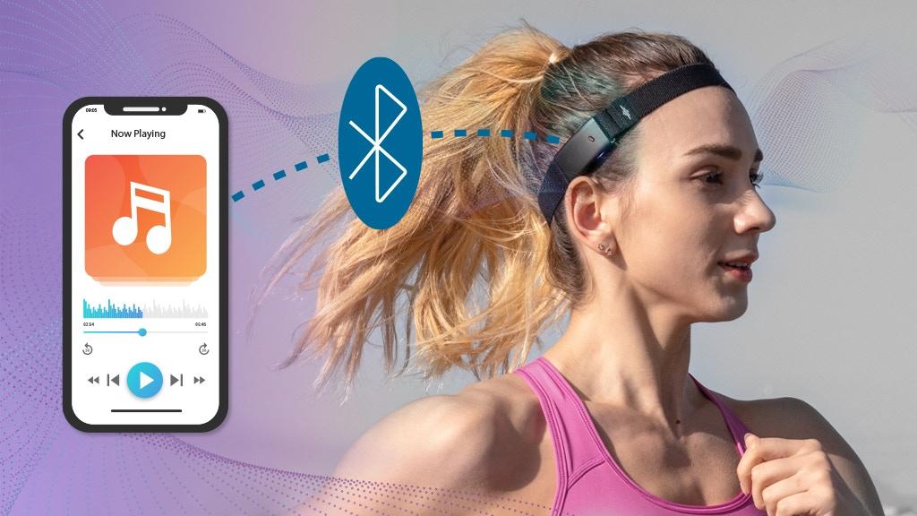 Run-Up : High-Performance Wireless Open Ear Audio Headband project video thumbnail