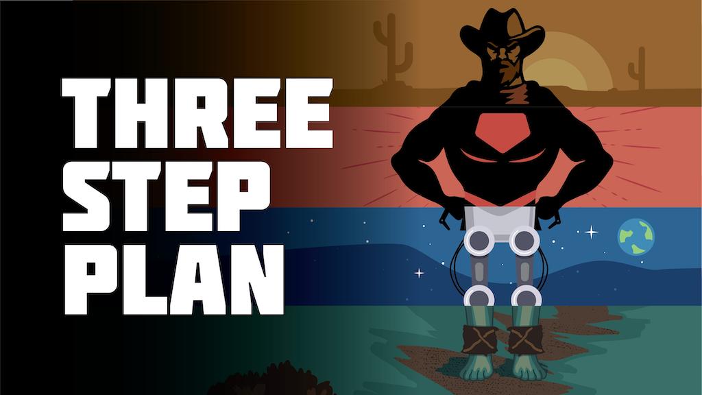 Three-Step Plan project video thumbnail