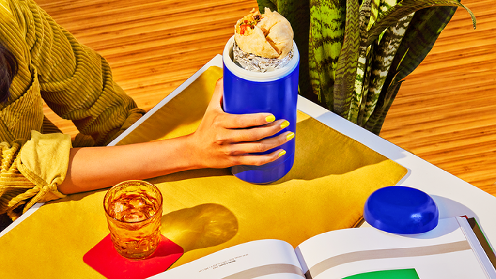 Burrito Pop - A twistable burrito holder project video thumbnail