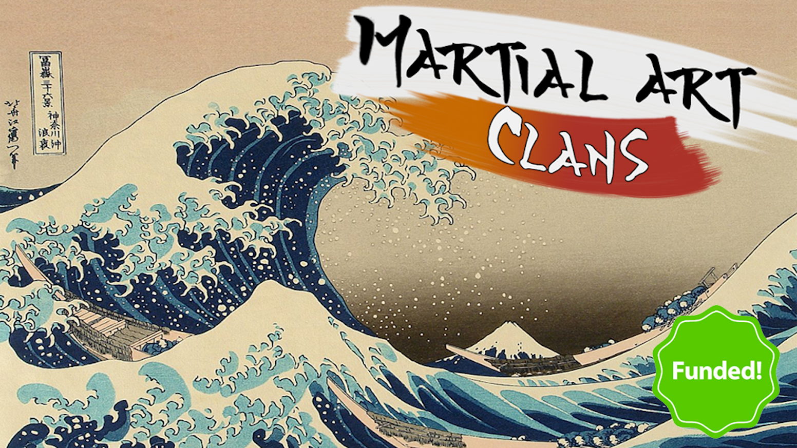 The great clans of Japan rise for war in this tactical card game.