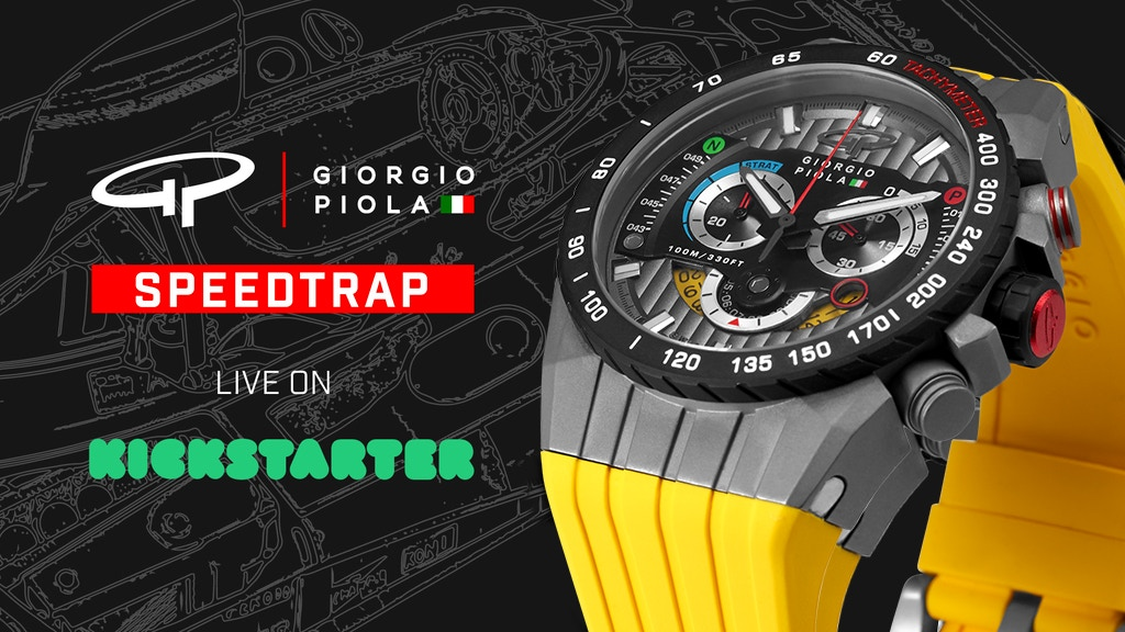 Giorgio Piola SPEEDTRAP Collection project video thumbnail