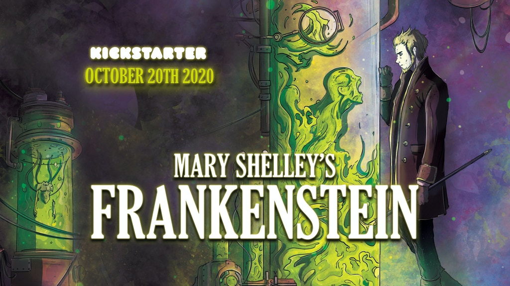 Mary Shelley's Frankenstein: Concertina Book project video thumbnail