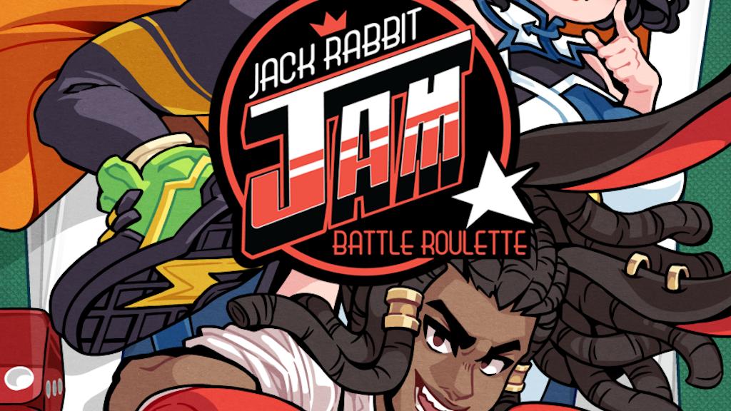 Project image for Jack Rabbit JAM: Battle Roulette