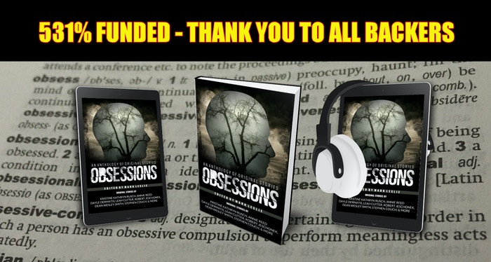 Obsessions: An Anthology of Original Thought-Provoking Fiction