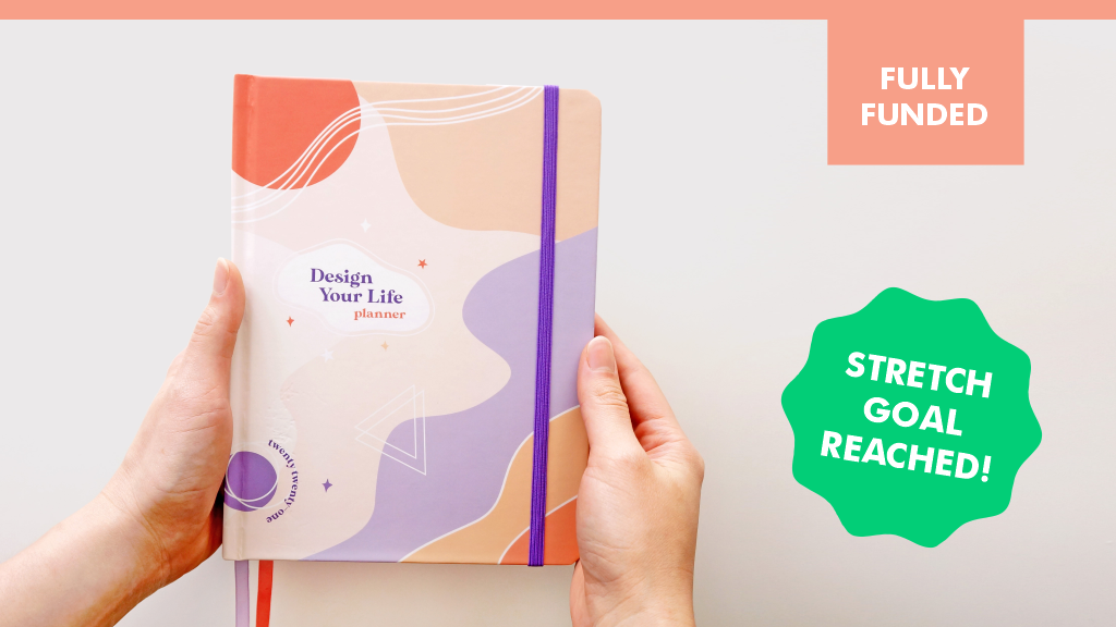 Design Your Life Planner - A fun, fresh planning experience project video thumbnail