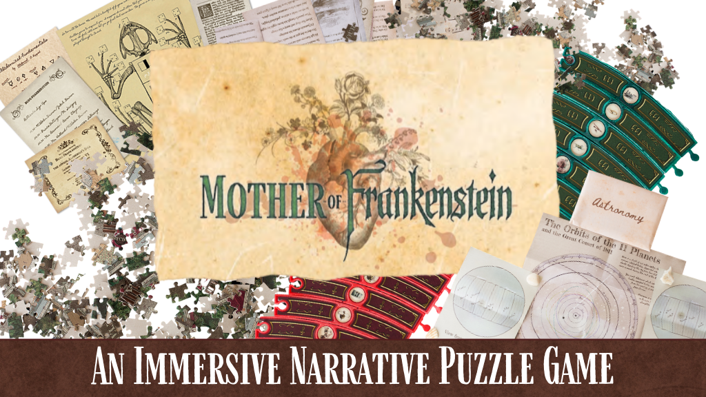 Mother of Frankenstein project video thumbnail