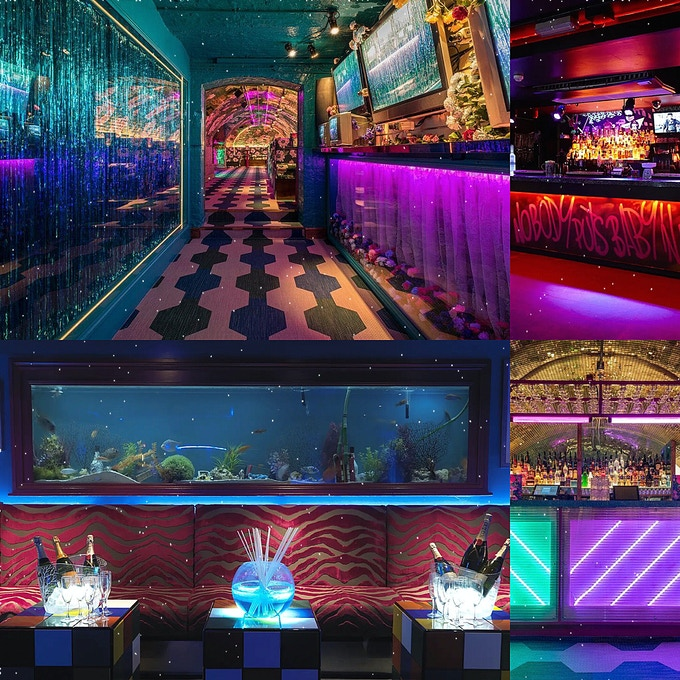 Hook's Nightclub location possibilities: