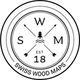 We are SWISS WOOD MAPS