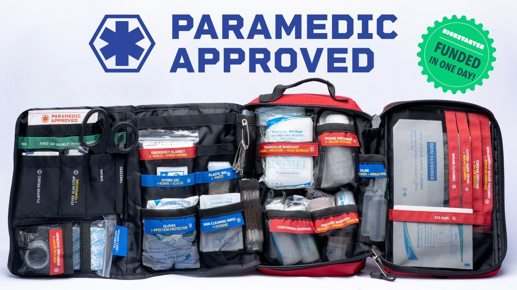 Paramedic Approved project video thumbnail