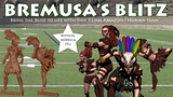 Bremusa's Blitz; Amazon Angels Blood Bowl Team thumbnail