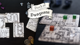 Deck of Dungeons - A collection of card sized dungeon maps thumbnail