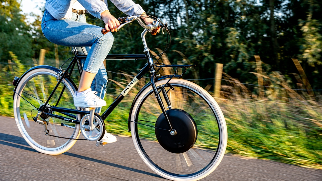 Wheel-E - Transform any bike into an e-bike!