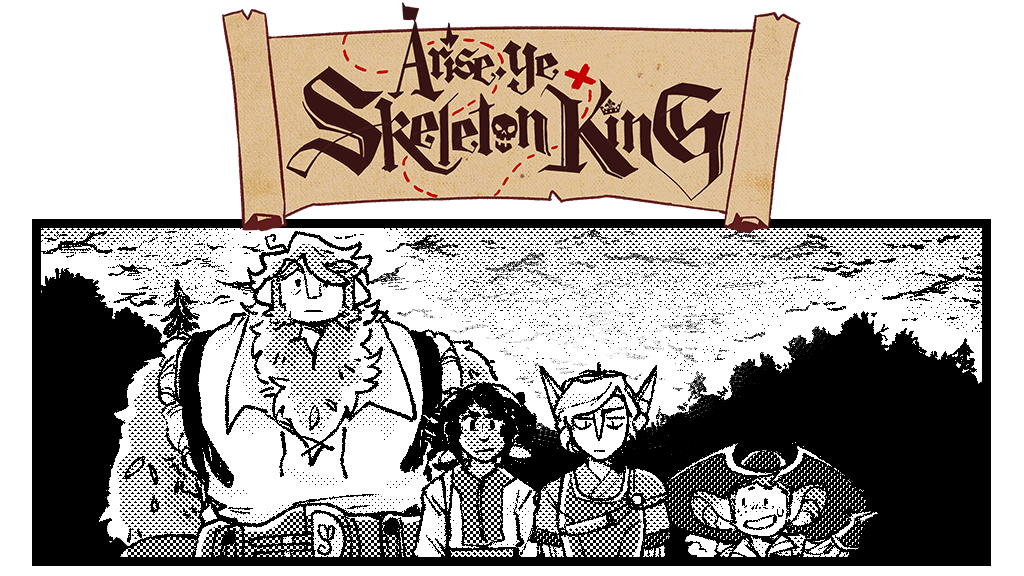 ARISE, YE SKELETON KING! project video thumbnail