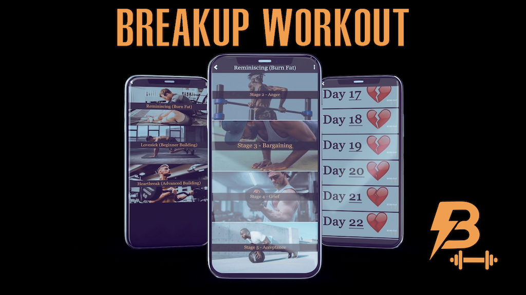 Breakup Workout project video thumbnail
