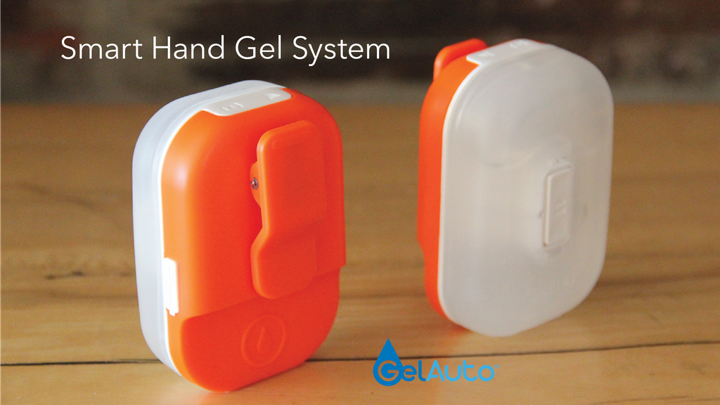 Project image for GelAuto: Hospital-Grade Wearable Hand Gel System (Canceled)