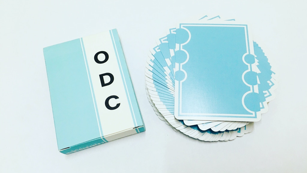 Project image for ODC playing cards