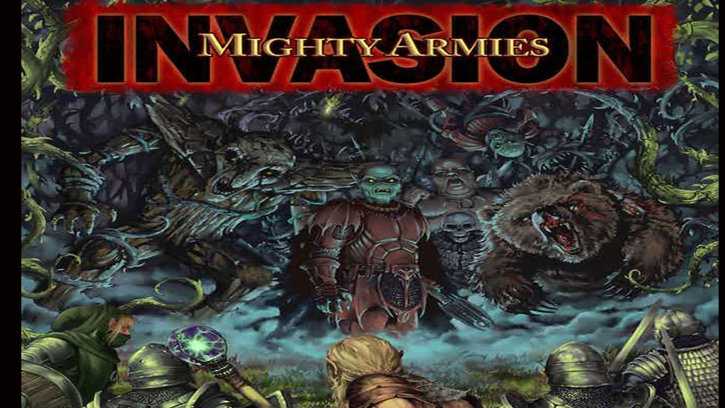 Mighty Armies: Invasion project video thumbnail