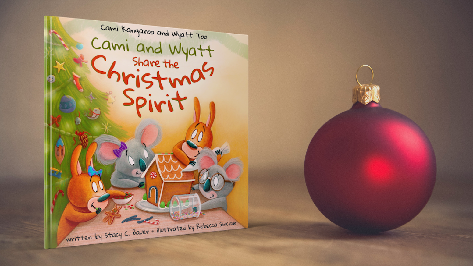 A children's book that will inspire kindness and compassion this holiday season.