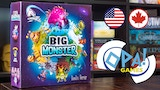 Big Monster - A Tile Drafting Game of Bizarre Creatures thumbnail