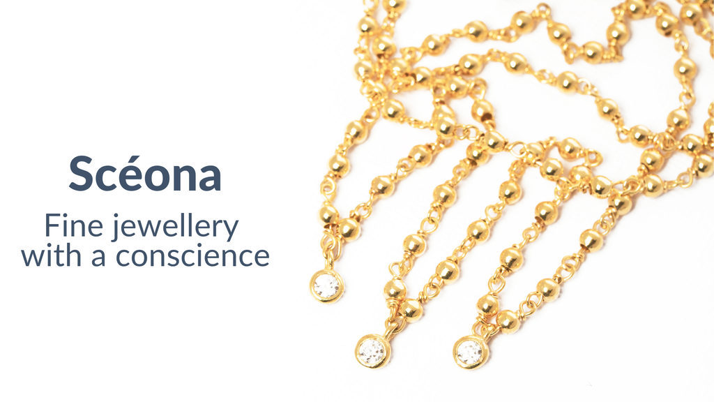 Scéona: Fine Jewellery with a Conscience project video thumbnail