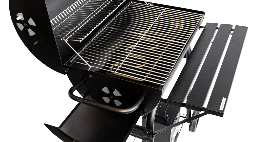 Barrel Quick Start Grill