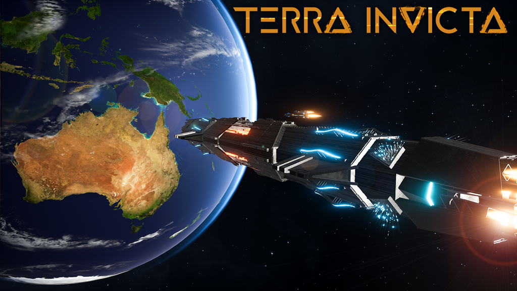 Terra Invicta project video thumbnail