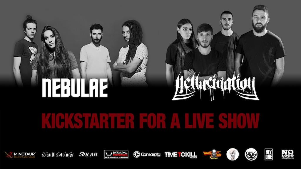 Un Kickstarter per ripartire - Nebulae + Hellucination live project video thumbnail