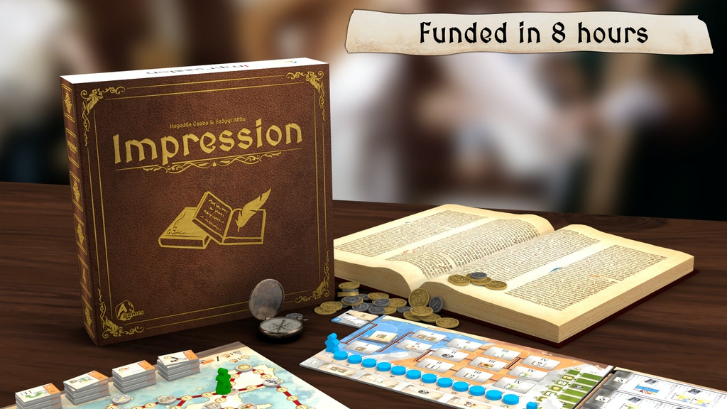 Impression project video thumbnail