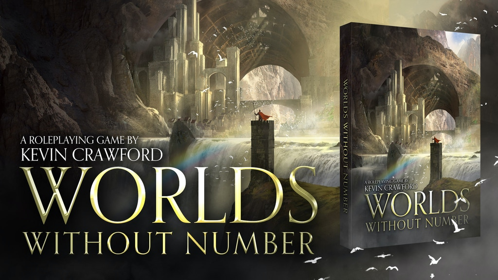 Project image for Worlds Without Number