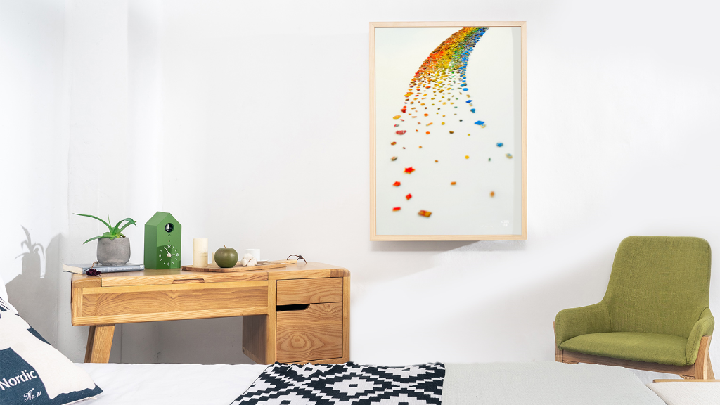 Sauberair FLAT : The Most Powerful Wall-Mounted Air Purifier