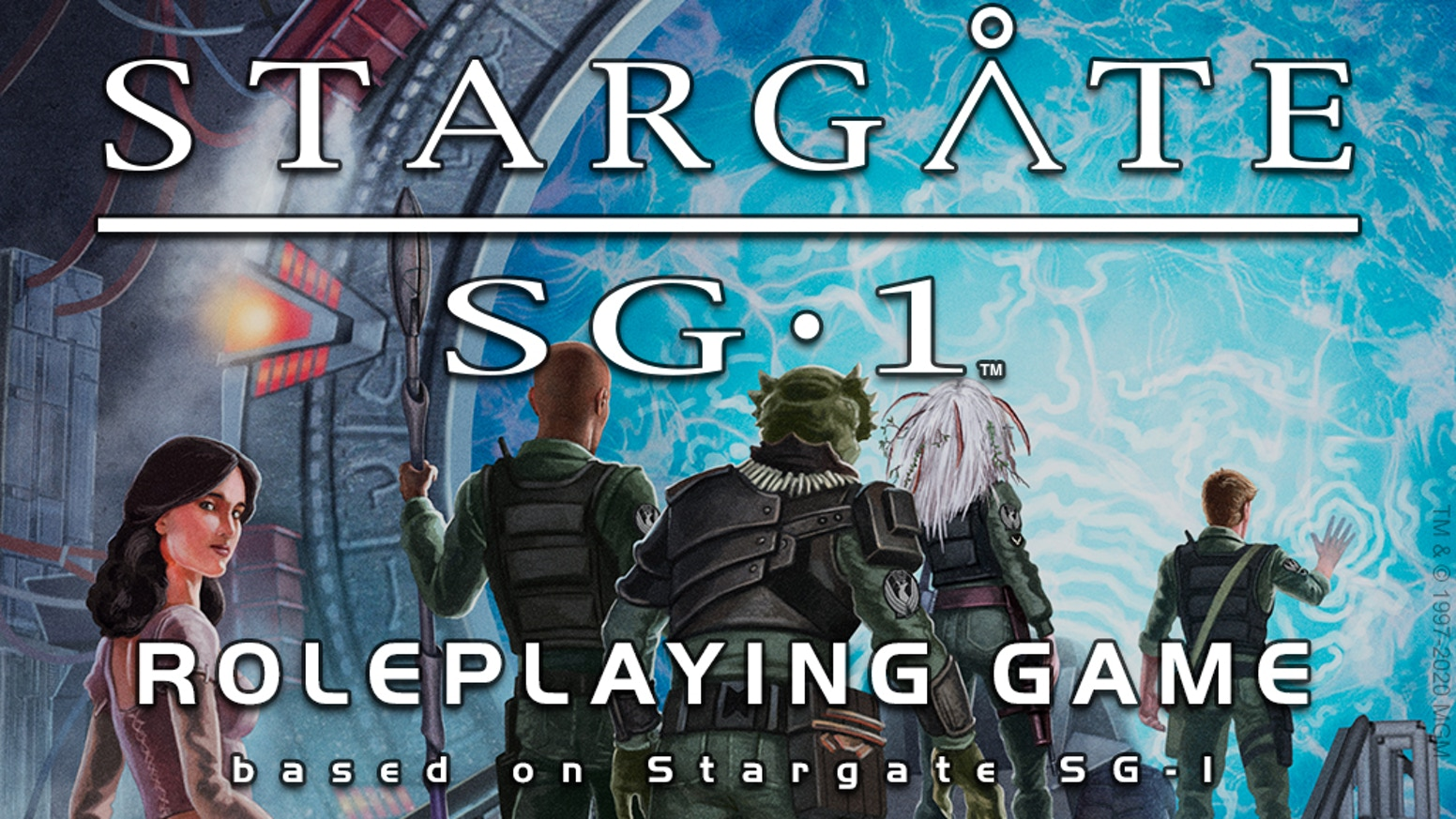 Stargate SG-1 Roleplaying Game is a sci-fi tabletop game where you assume the role of a member of Stargate Command on a Stargate Team.