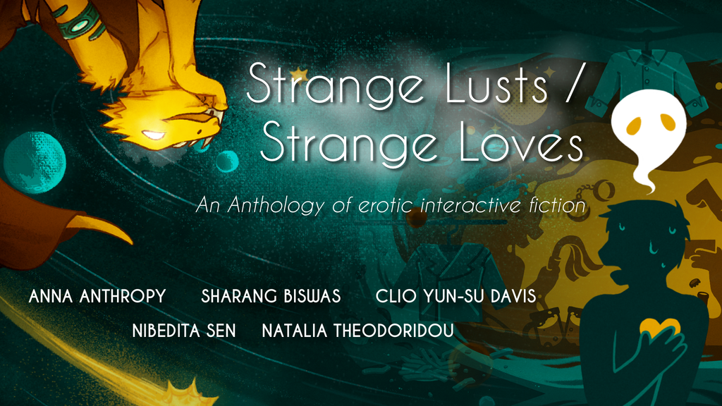 Strange Lusts / Strange Loves project video thumbnail
