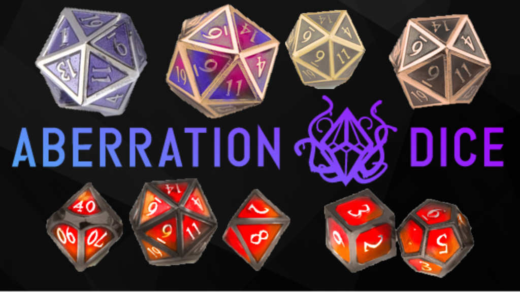 Project image for Aberration Dice