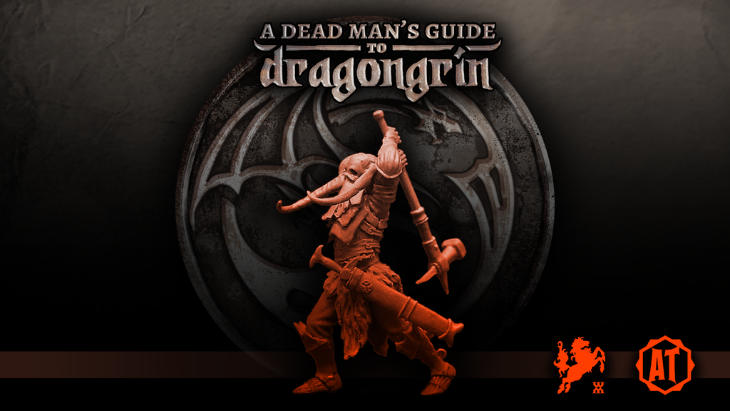 Dragongrin Miniatures project video thumbnail