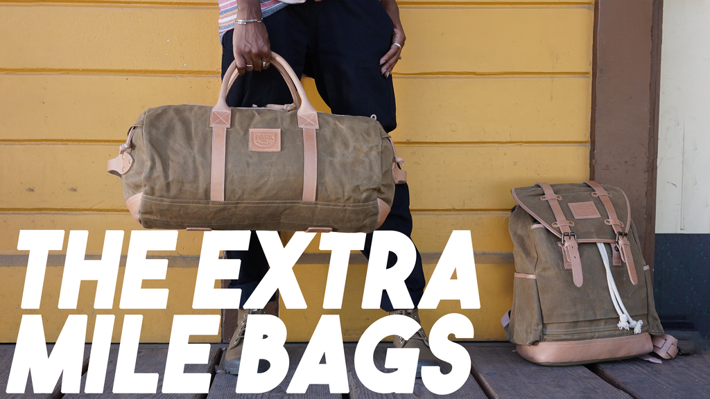 Extra Mile Bags by Pack Animal project video thumbnail