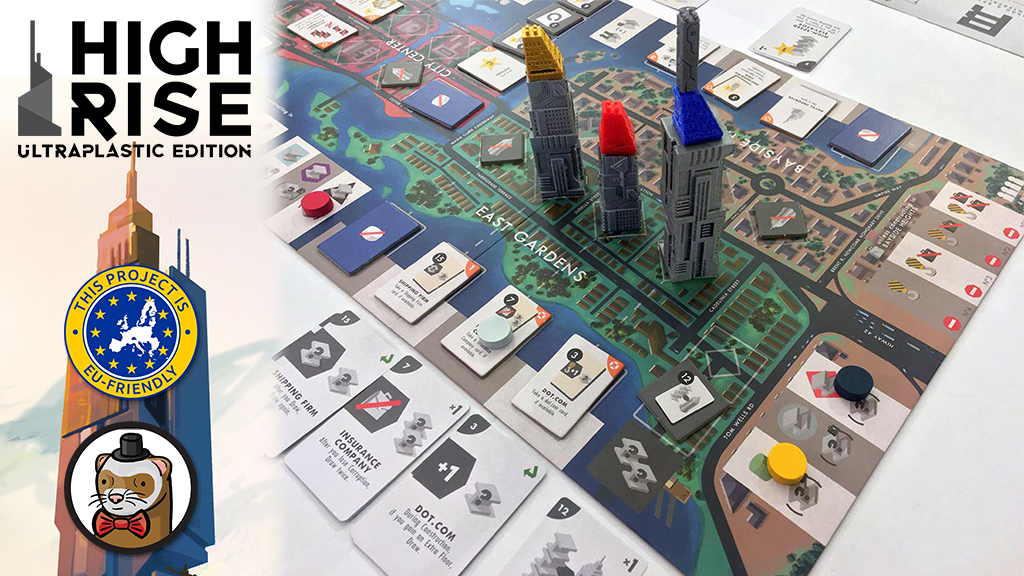 High Rise: The Ultra Plastic Edition