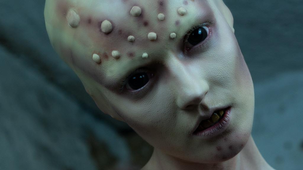 """EIN MONSTER"" - A vegan Sci-Fi short film project video thumbnail"