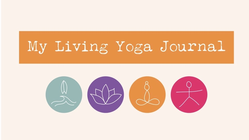 My Living Yoga Journal project video thumbnail