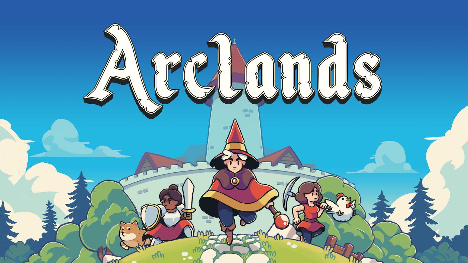 Arclands by Jon Keller — Kickstarter