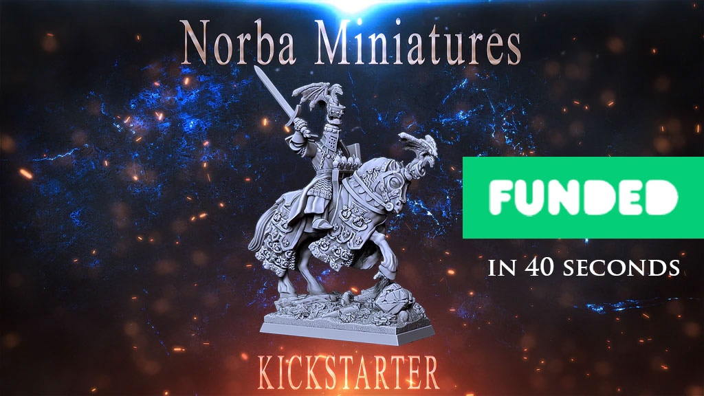 Norba Miniatures project video thumbnail