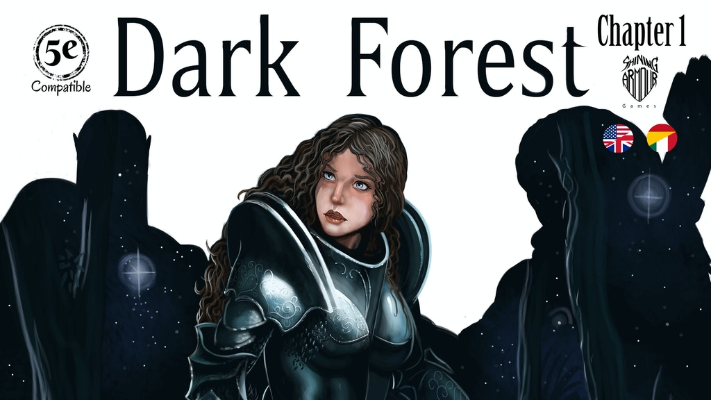 Project image for Dark Forest Chapter 1: Horror & Fantasy for 5E