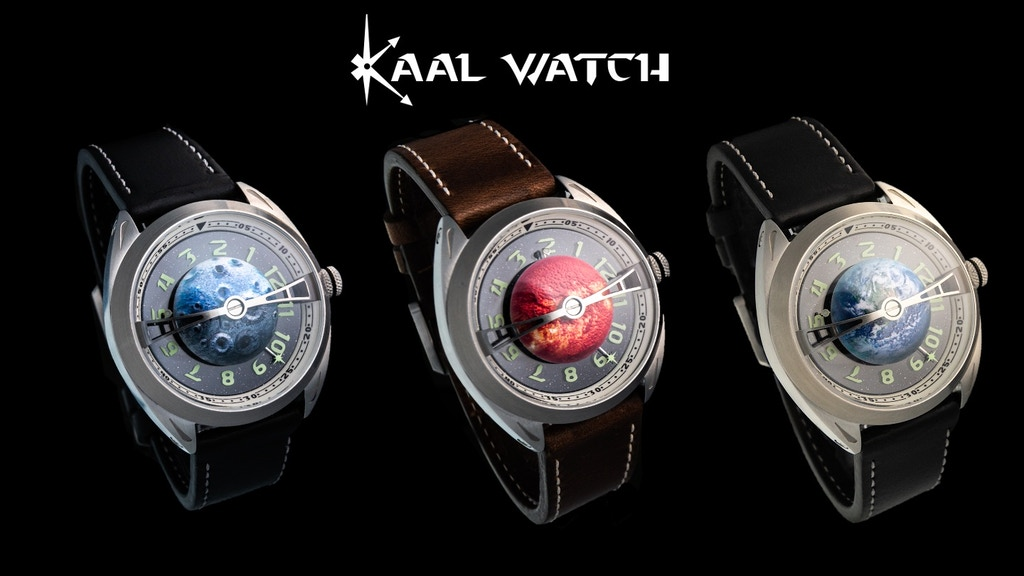 Kaal Watch MULTIVERSE Edition