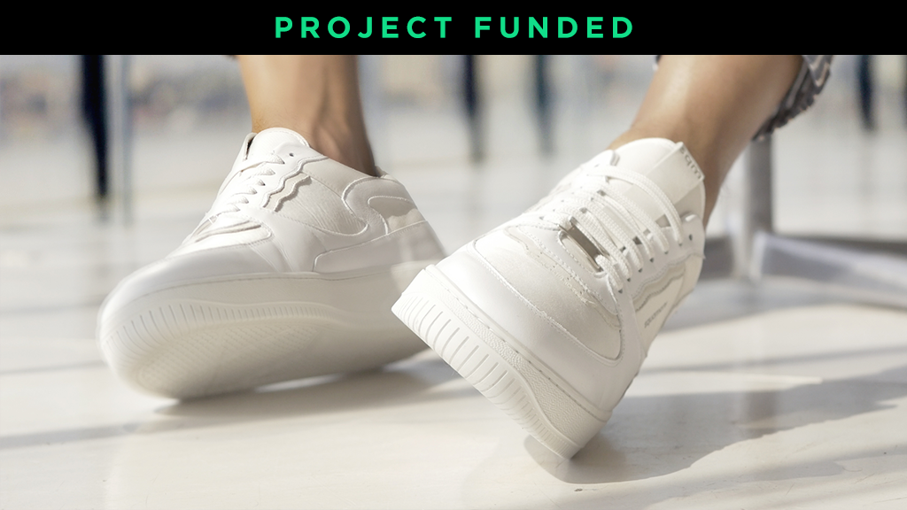 Squamate | Fashion sneakers and sustainability in balance project video thumbnail