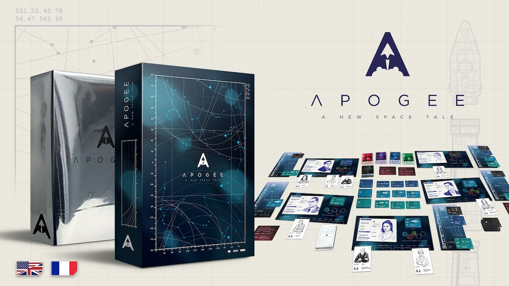 Apogee: A New Space Tale project video thumbnail