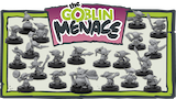 The Goblin Menace - 28mm Miniatures thumbnail