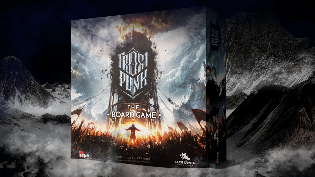Frostpunk: The Board Game project video thumbnail